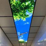 Wantix LED | Prolutix Textiel LED fotoplafond